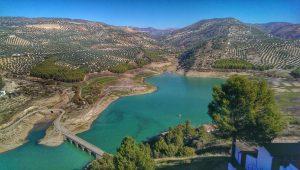View From Iznajar